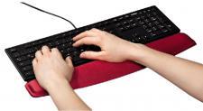 Hama Gel Pad Handballenauflage Tastatur Keyboard ergonomisch Auflage PC Notebook