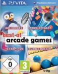 Best of Arcade Games Spiele Air Hockey Tetraminos ...für Sony PS Vita PSV PSVITA
