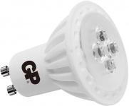 GP LED Strahler GU10 6W/35W dimmbar Warmweiß 2700K Lampe Glüh-Birne Leuchtmittel