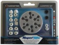 Monster Super-Tips S Foam Ersatz-Ohrstöpsel Ohrpolster Ohrhörer In-Ear Kopfhörer