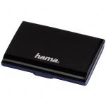 Hama Speicherkarten-Hülle Case Tasche Aufbewahrung 4x CF I II Memory-Card Karte