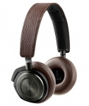 B&O Play by Bang & Olufsen H8 Gray Bluetooth On-Ear Headset Wireless Kopfhörer