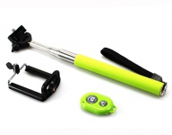 Mr. Handsfree Self-It Selfie-Stick Stab Stativ Teleskop-Stange Bluetooth Remote
