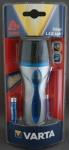 Varta Taschenlampe LED Licht Lampe FlashLight mit Batterie für Hausgebrauch