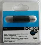 Thomson Adapter Klinke 3, 5mm Klinken-Stecker 6, 35mm Buchse Kupplung 6, 3mm