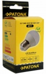 Patona LED Mini Birne E27 5W / 40W 3000k LED-Lampe Ball Glühlampe Mini Globe