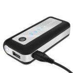 Runtastic 5600mAh Power-Bank Externer Zusatz-Akku USB Ladegerät für Handy iPhone