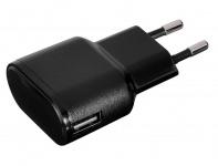 Hama USB Netzteil Ladegerät 1A 5V Netz-Lader USB-Kabel für Handy Navi Tablet PC