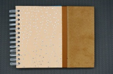 Hama Fotoalbum Spiralalbum Eve 23x17cm 50x Seiten 9x13/10x15cm Bilder Buch-Album