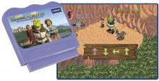 VTech 80-92864 V.Smile Lernspiel Shrek 3 Der Dritte Ein spannender Schultag