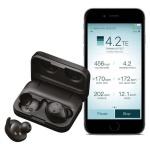 Jabra Bluetooth Sport-Headset Elite Mini Wireless In-Ear Sport-Kopfhörer Earbuds