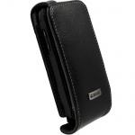 Krusell Orbit Flex Case Leder-Tasche für Samsung GT-i8000 Omnia II 2 Etui Flap