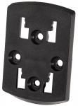 Hama Universal Navi-Halterung PDA-Halter Adapter-Platte 4 Schraublöcher