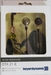 Beyerdynamic Headphone Kopfhörer in-Ear 3, 5mm Klinke für Handy iPhone MP3 gelb