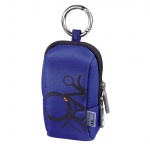 aha Kamera-Tasche Jumble 60G blau Foto-Tasche Case Etui Bag für Digital-Kamera