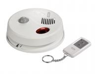 Hama Decken-Alarm mit PIR 360° Bewegungsmelder Sensor Einbruch-Schutz Haus-Alarm