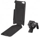 Hama Halterung Tasche Handy-Halter Auto PKW Lüftung LKW für Apple iPhone SE 5S 5