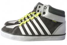 K Swiss GOWMET II MID VNZ Junior Sneaker Gr 39 UK 5, 5 Leder Schuhe KSWISS Kinder