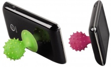 Hama 2x Saugnapf-Halter Halterung Ständer für Samsung Galaxy S5 S4 S3 /Mini etc