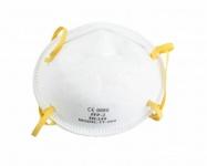 Beast 2x Atemschutzmasken Gesichtsmasken Feinstaubmasken Schutz-Masken Weiß