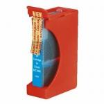Hama Tintenpatrone Farbpatrone Analog für Canon BJC6000 Cyan Blau
