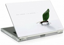 "SL Notebook Skin 11, 6"" Aufkleber für Asus Eee-PC Lenovo Yoga Dell Inspiron etc"