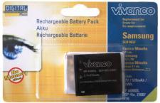Vivanco Akku für Konica Minolta NP-1 Dimage X1 Samsung Digimax i50 i70 i5 i6 NV7