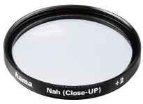 Hama Macro-Linse 62mm +2 Nah-Linse Close-up Filter Lens AR coated vergütet