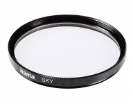 Hama Skylight-Filter 58mm Sky-Filter für Digital Foto DSLR DSLM Kamera Camcorder