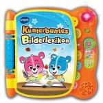 Vtech Kunterbuntes Bilder-Lexikon Interaktives Buch Lern-Spielzeug ABC Wörter ..