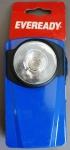 Eveready Krypton Taschenlampe Lampe Leuchte hell mit Metall-Gehäuse Flash Light