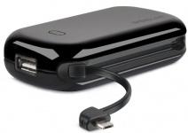 Speedlink 6000mAh Power-Bank Externer Zusatz-Akku USB Ladegerät Tablet Handy MP3