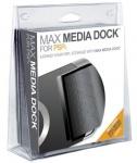 Datel Max Media Dock Software Compact-Flash Drive CF Speicherkarte für Sony PSP