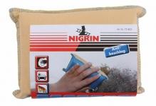 Nigrin 2in1 Antibeschlag-Schwamm Kombi-Schwamm Scheiben-Schwamm Anti-Beschlag
