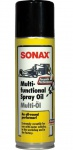 Sonax Multifunktionsöl Spray Schmier-Mittel Kriech-Öl für PKW Motorrad Fahrrad