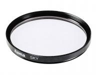 Hama Skylight-Filter 55mm Sky-Filter 1A für Digital Analog DSLR SLR Kamera etc.