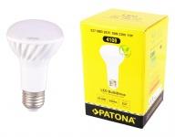 Patona LED-Lampe Reflektor Strahler E27 10W / 90W Warm-Weiß R63 Leuchtmittel