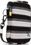 Case Logic Kamera-Tasche Neopren Stipes Grau Foto-Tasche Schutz-Hülle Etui Bag