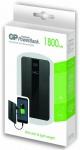 GP 1800mAh Power-Bank Externer Akku USB Ladegerät für Universal Handy Smartphone