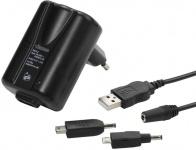Vivanco USB Netzladegerät Micro-USB Ladegerät Netzlader Netzteil Handy MP3 etc