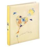 Hama Fotoalbum Buchalbum Motiv Taufe Teddy Ballon 60x Seiten Bilder Buch Album