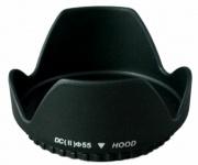 Gegenlichtblende 55mm Blende Tulpe Sonnenblende für DSLR DSLM Kamera Objektiv