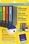 Avery Zweckform L4760-20X Ordnerrücken A4 Ordner-Etiketten schmal Rückenschilder