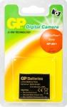 GP Li-Ion Akku für Sony NP-BK1 Cybershot DSC W180 W190 S750 S780 S950 S980 etc