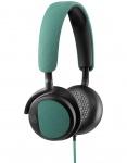 B&O Play by Bang & Olufsen H2 Feldspar Green On-Ear Headset Kopfhörer Headphones