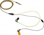Aerial7 Neo Dark Rasta In-Ear Headset Mikrofon 3, 5mm Kopfhörer für Handy iPhone