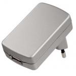 Hama USB Netzteil Ladegerät Lader für MP3 Player iPod iPhone Handy Kamera Navi