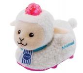 Vtech Tip Tap Baby Tiere Plüsch-Schaf Schöntraud Schäfchen Tier Lern-Spielzeug