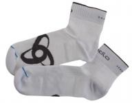 Odlo Unisex Sport-Socken Socks Running/Bike Lauf-Socken Technical Fibre Leicht