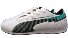 Puma evo-Speed Low Mercedes AMG Petronas F1 Sneaker Men EUR 37-42 Herren Schuhe